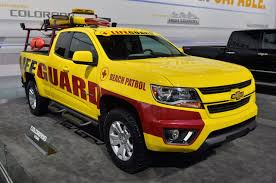 Automotiveblogz: 2015 Chevrolet Colorado Lifeguard Truck: LA 2013 Photos