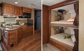 Seneca 37FS Kitchen And Bunks