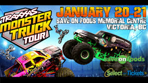 Win A 4 Pack Of Tickets Plus Pit Party Pack To TRAXXAS Monster Truck ... Monster Truck Tour Is Roaring Into Kelowna Infonews Traxxas Limited Edition Jam Youtube Slash 4x4 Race Ready Buy Now Pay Later Fancing Available Summit Rock N Roll 4wd Extreme Terrain Truck 116 Stampede Vxl 2wd With Tsm Tra360763 Toys 670863blue Brushless 110 Scale 22 Brushed Rc Sabes Telluride 44 Rtr Fordham Hobbies Traxxas Monster Truck Tour 2018 Alt 1061 Krab Radio Amazoncom Craniac Tq 24ghz News New Bigfoot Trucks Bigfoot Inc Xmaxx
