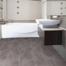 Groutable Vinyl Floor Tiles by Groutable Vinyl Tile In Bathroom For Comfy Stirkitchenstore Com