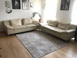 musterring sofa wohnzimmer sofa echt leder