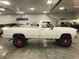 100 1985 Dodge Truck W250 4Wheel ClassicsClassic Car And SUV Sales