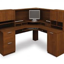 Black Corner Computer Desk With Hutch by Furniture Corner Computer Desk With Hutch For Your Home Office