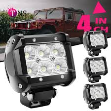 4x 4inch Led Lights Pods Reverse Driving Work Lamp Flood Truck Jeep ... 4x 4inch Led Lights Pods Reverse Driving Work Lamp Flood Truck Jeep Lighting Eaging 12 Volt Ebay Dicn 1 Pair 5in 45w Led Floodlights For Offroad China Side Spot Light 5000 Lumen 4d Pod Combo Lights Fog Atv Offroad 3 X 4 Race Beam Kc Hilites 2 Cseries C2 Backup System 519 20 468w Bar Quad Row Offroad Utv Free Shipping 10w Cree Work Light Floodlight 200w Spotlight Outdoor Landscape Sucool 2pcs One Pack Inch Square 48w Led Work Light Off Road Amazoncom Ledkingdomus 4x 27w Pod