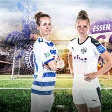 Allianz Frauen Bundesliga MSV Duisburg SGS Essen Live Im TV Stream