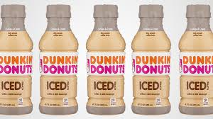 Dunkin RTD Iced Coffees