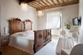 Italian Country Seashore House Design Project Bedroom Stylized In The Style With Royal