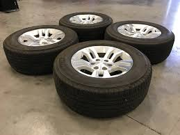 Chevy Suburban 18 Inch Oem Wheels + Tires Extreme Wheels In Used ... Amazoncom Nitto Mud Grappler Radial Tire 381550r18 128q Automotive 33 Inch Tires For 18 Wheels 2957018 Tires Ford F150 Forum Community Of Truck Fans Manufacturer Whosale 1000r20 1100r20 10r20 Best 10 Ply North Road Auto 845 4718255 Poughkeepsie All Terrain Nnbs Wheelstires Chevy Gmc Semitrailer Truck Wikipedia New 2757018 Dutracs Tpms Gmtruckscom For Passenger Performance Light And Sport Ulities Are To Much Page 2 Set Of 4 Hankook Inch Dyna Pro Truck Tires D3s Rims 1181s Ets2 Mods Euro Simulator