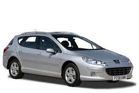 Peugeot 407 SW estate 2004 2011 review