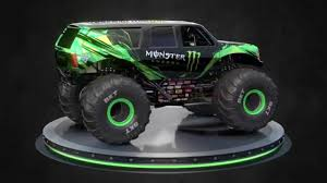 Monster Energy Monster Truck New Design Reveal - YouTube Damon Bradshaw Who You Will Normally Find Behind The Wheel Of His Home Win Ultimate Vip Experience At Monster Jam Singapore 2017 Energy Truck Suv And Pickup Body Style Doonies 3 Through My Lens 4x4 Chevy Drink Truck 2 The City Grapevines Summe Flickr Allnew Soldier Fortune Black Ops Featuring Driver Tony Ochs