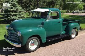 100 1951 Chevy Truck Lynn B LMC Life