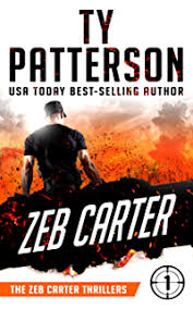Zeb Carter A Covert Ops Suspense Action Novel Thrillers Book 1