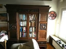 antik historisch wohnzimmerschrank schrank alt eiche dunkel