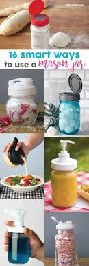 Easy DIY Mason Jar Soap Pump