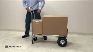 Akro-Mils Dual-Purpose Hand Trucks - YouTube Safco Onyx Mesh Mobile Cart With 4 Drawers Black Amazoncouk Tuff Truck Convertible Hand Products Hideaway 4050 Saf4050 Ebay Hideaway 10 Best Alinum Trucks With Reviews 2017 Research Core Plastic 150 Lb Capacity Luggage 4058nc Fdingtopcom Steel 175 4057nc 4074 3way Beach Chair Carrier Folding Harbor Freight The Phandle Economy 4071