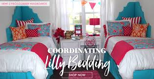 Lily Pulitzer Bedding by Lilly Pulitzer Dorm Decor Iron Blog