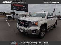 100 Used Four Wheel Drive Trucks For Sale PreOwned 2015 GMC Sierra 1500 4WD Crew Cab 1435 SLT Truck At