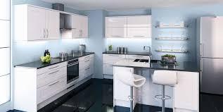 modele cuisine equipee cuisine équipée bois 10 modele cuisine conception maison