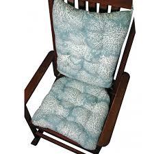 100 Final Sale Rocking Chair Cushions Ariel Ocean Sea Fan Coral Cushion Set
