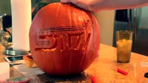 Tinkerbell Pumpkin Carving by Very Cool Sti Pumpkin Carving Time Lapse Must See Youtube