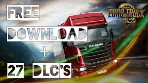 100 Euro Truck Simulator Free Download 2 27 DLCs YouTube
