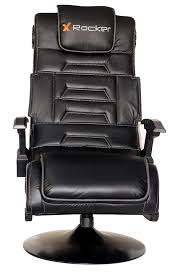 X Rocker Pro Series Pedestal Video Gaming Chair, Wireless, Black ... X Rocker Gaming Chair Cadian Tire Fniture Game Luxury Best Chairs 2019 Dont Buy Before Reading This By Experts Sound Just Sit There Start Rocking Recling Pc Xbox One Xrocker 5127301 The Ign Fablesncom Page 2 Of 110 Brings You Detailed Ii Se 21 Wireless Black 51273 Wayfair Torque Audio Pedestal At John Lewis For Adults Home Decoration 5125401 Bluetooth Audi Video
