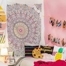 Mandala Tapestry 50in X 60in 5