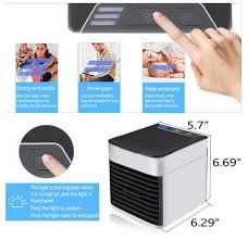 aoopoo mobile klimageräte personal air cooler ohne