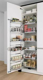 ikea rangement cuisine placards use pull out shelves in the pantry to ensure no space is wasted