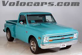 1968 Chevrolet C10 | Volo Auto Museum 1968 Chevy C10 Just A Great Color I Just Might Have To Store My Stepside Pickup Truck Youtube Family Affair Photo Image Gallery Chevrolet Work Smart And Let The Aftermarket Simplify Revealed At Sema Strange Motions Awesome Hot Rod Nice Amazing C10 2017 2018 Old The Custom Utility That Nobodys Seen Network 1970 Page Cst Shortbed Fleetside Interview With Classic Trucks Magazine Matt Kenner Total Cost Involved