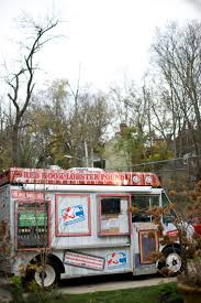 100 Red Hook Lobster Pound Truck Romantic Rustic Fall Wedding Reception In Virginia Lauren Troy