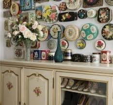 Tin Wall Decor Love