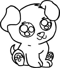 Realistic Lab Dog Coloring Pages For Preschoolers That You Can Print Cute Puppy Free Images Page