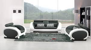 canape blanc noir noir blanc