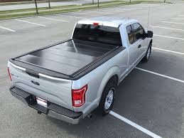 100 F 150 Truck Bed Cover 2016 Ord Truck Bed Cover In Ingot Silver Ord