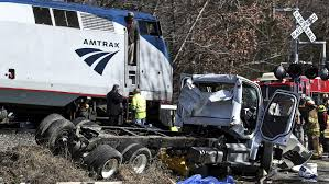 100 Truck Tracks NTSB Hit By GOP Lawmakers Train Was On Tracks After Warning
