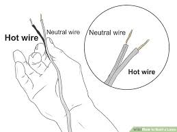 Lamp Wiring Kit For Table Lamp by How To Build A Lamp With Pictures Wikihow