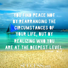 Quotes About Finding Peace Shiny 17 Inner