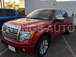 Used 2011 Ford F-150 Platinum Other For Sale | 46236 | Arlington, TX ...