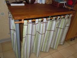 cache meuble cuisine cache rideau cuisine rideaux rideau pour cacher meuble cuisine