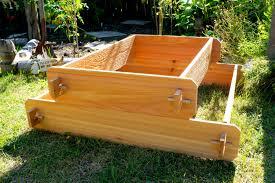Garden Raised Bed Planter Flower Box Cedar and 19 similar items