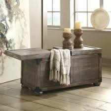 This Coffee Table Will Allow You To Brim With Casual Rustic Style Since It Offers
