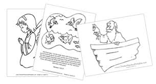 With 119 Coloring Pictures My Bible Book Takes The To A New Level It Teaches Children Essential Stories As They Color
