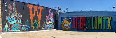 dallas deep ellum murals it s not hou it s me houston