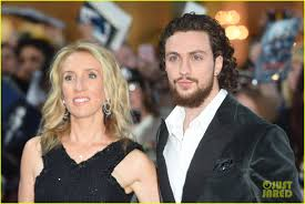 100 Taylorwood Resort Aaron TaylorJohnson Angered By Age Gap Discussions About Wife Sam