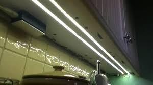 12v led strips for kitchen cabinet lighting