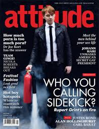 100 Rupert Grint Ice Cream Truck Hot Ginge Ron Weasley On The Cover Of Attitude Magazine Perez Hilton