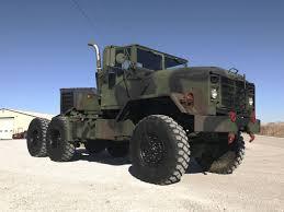 100 5 Ton Army Truck Rebuilt BMY M931A2 MILITARY SEMI 6X6 Midwest Military