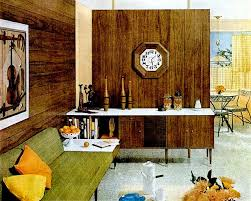 19 Best 60s Living Rooms Images On Pinterest