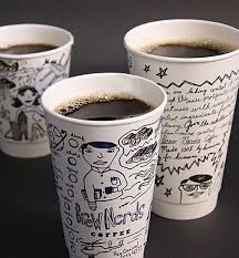 26 Cute Coffee Cups